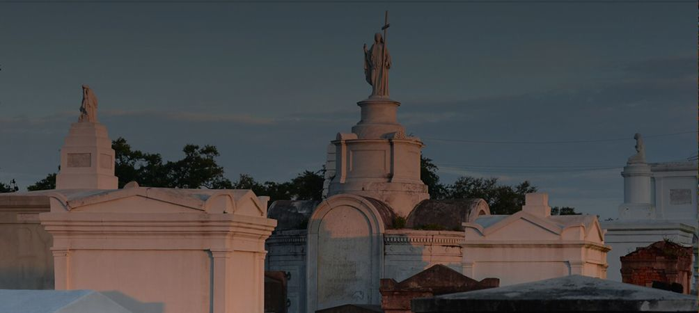 St. Louis Cemetery No. 1 is still CLOSED
