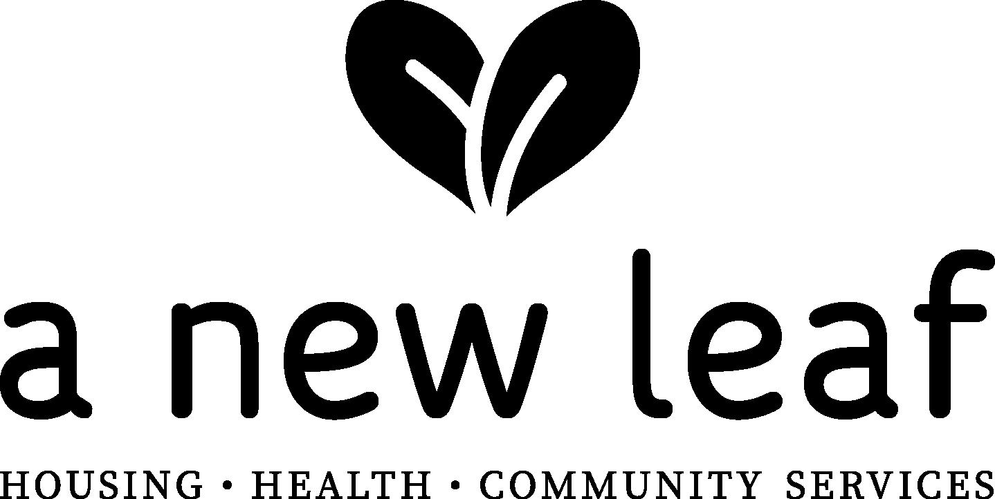 Logo Stacked Black