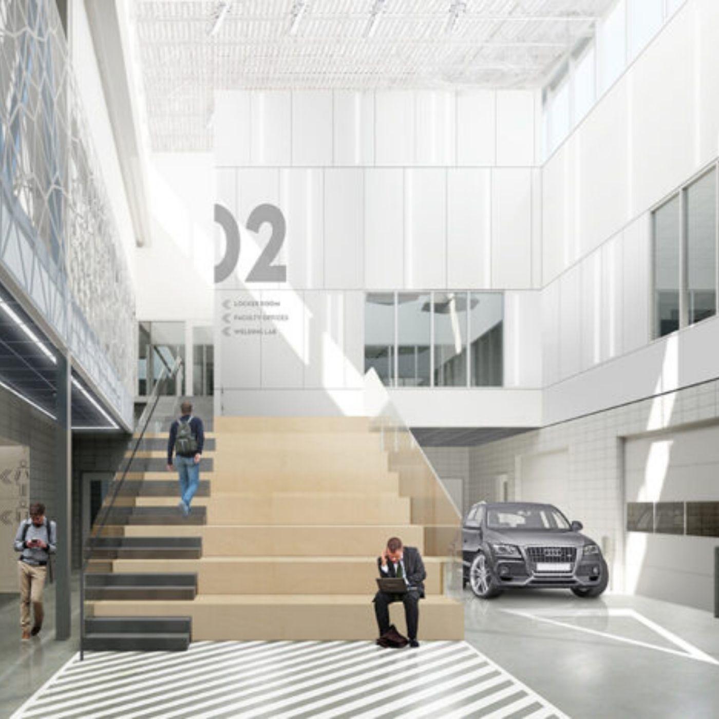 MCC Auto Tech Building | Deadline Oct 1