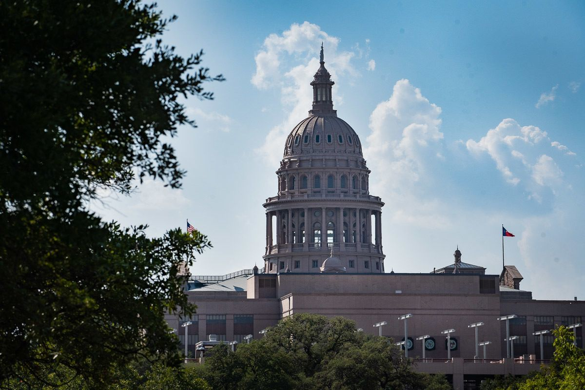 Texas Legislature Will Reconvene This Week to Take Up Election Reform, Other Special Session Items