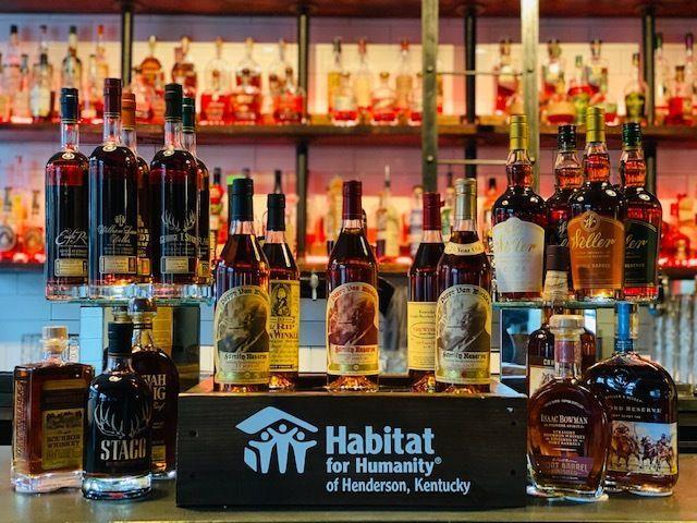 2021 Spring Bourbon Raffle