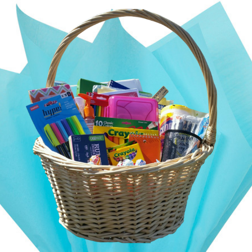 Large Classroom Supply Basket