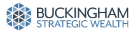 Thank you to our sponsor: Buckingham Strategic Wealth