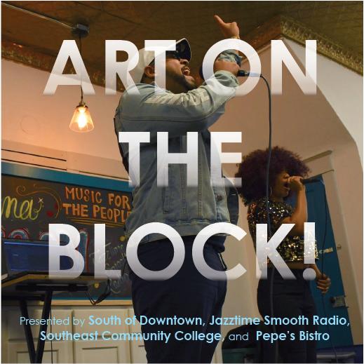 Art on the Block!
