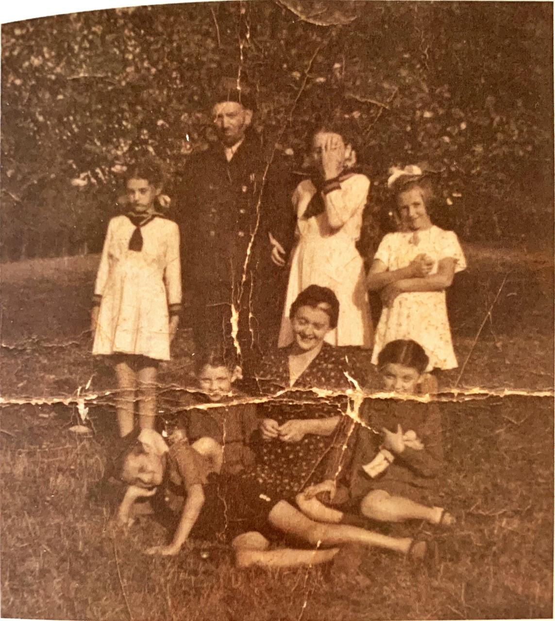 Last Mozes Family Picture