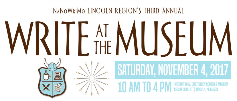 Third Annual NaNoWriMo Write at the Museum