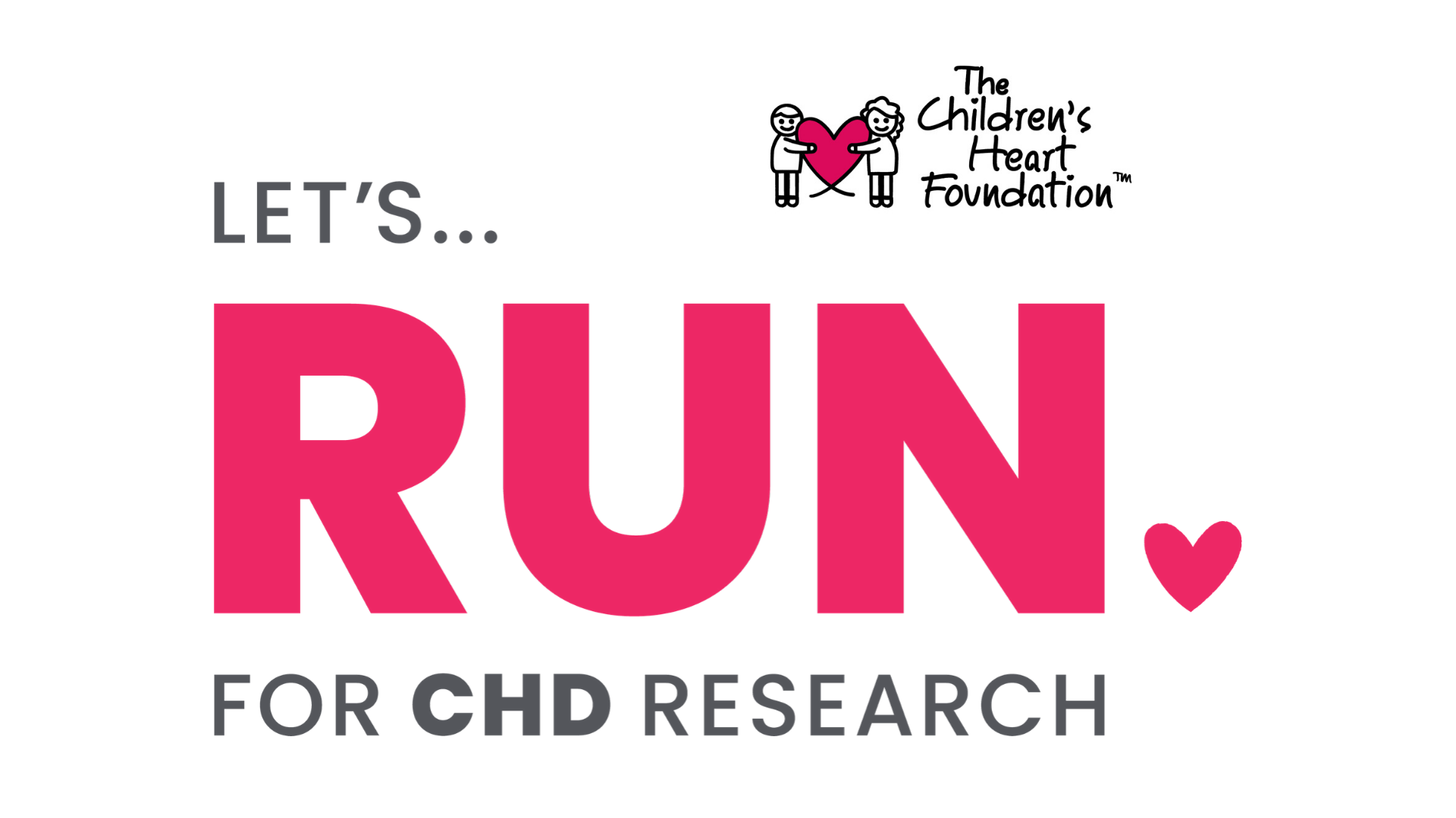 New opportunities to #RunForCHDResearch!