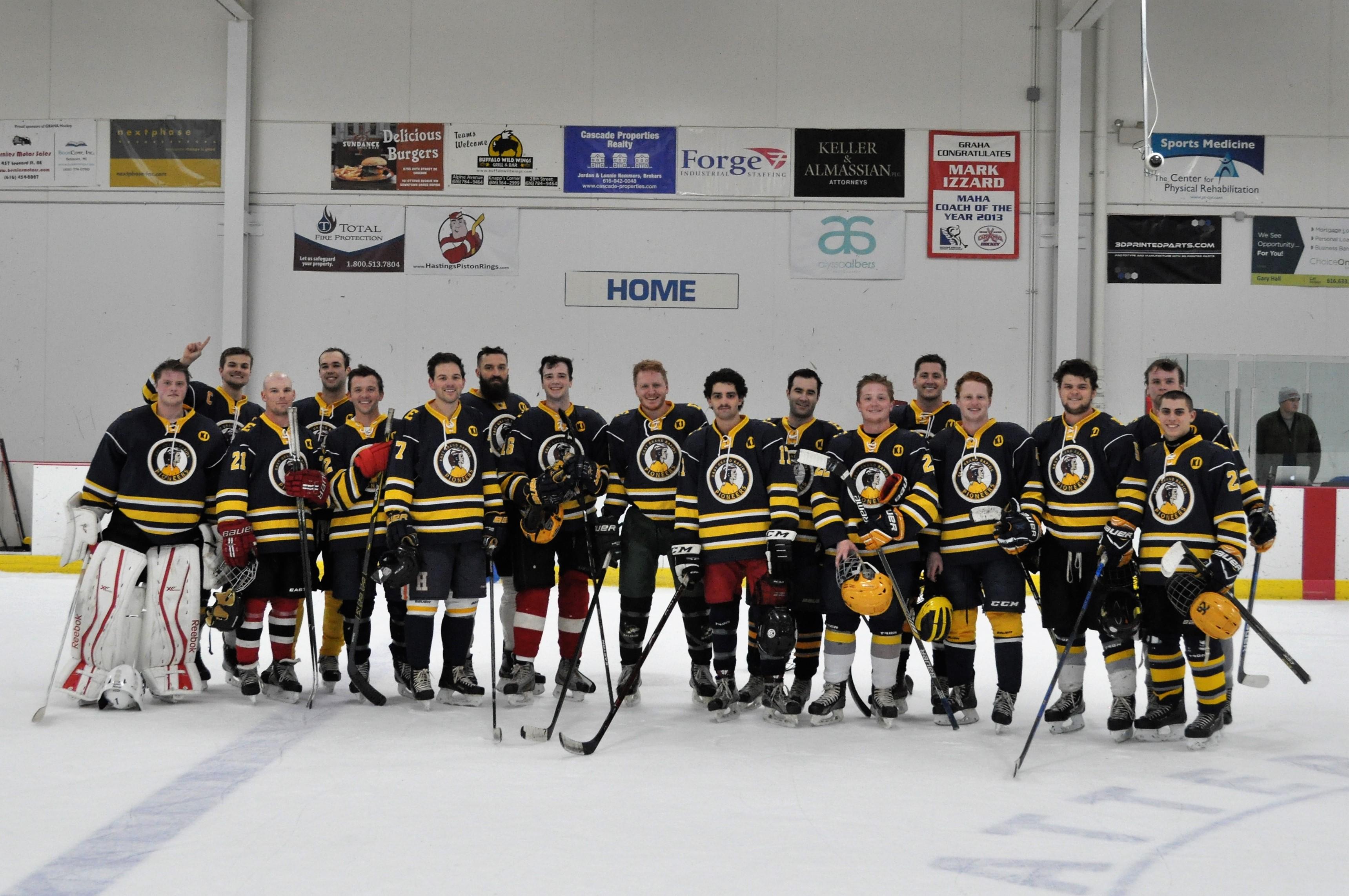 Under 35 Team Photos