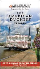 2019 American Duchess Mini Brochure