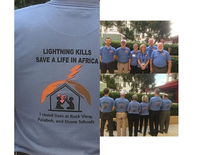 The Lightning Protection Working Group (LPWG)
