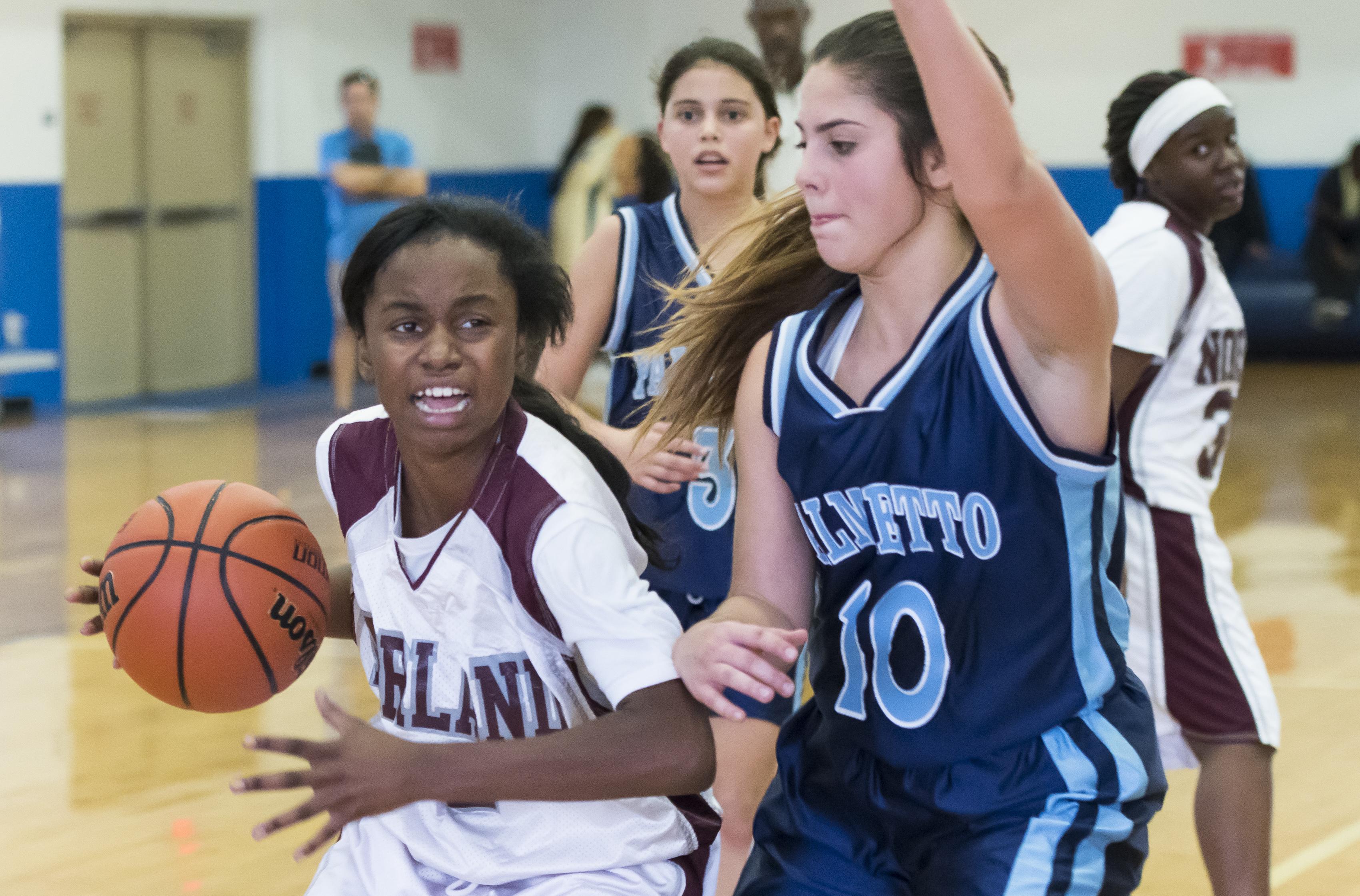 Girls' Middle School Basketball