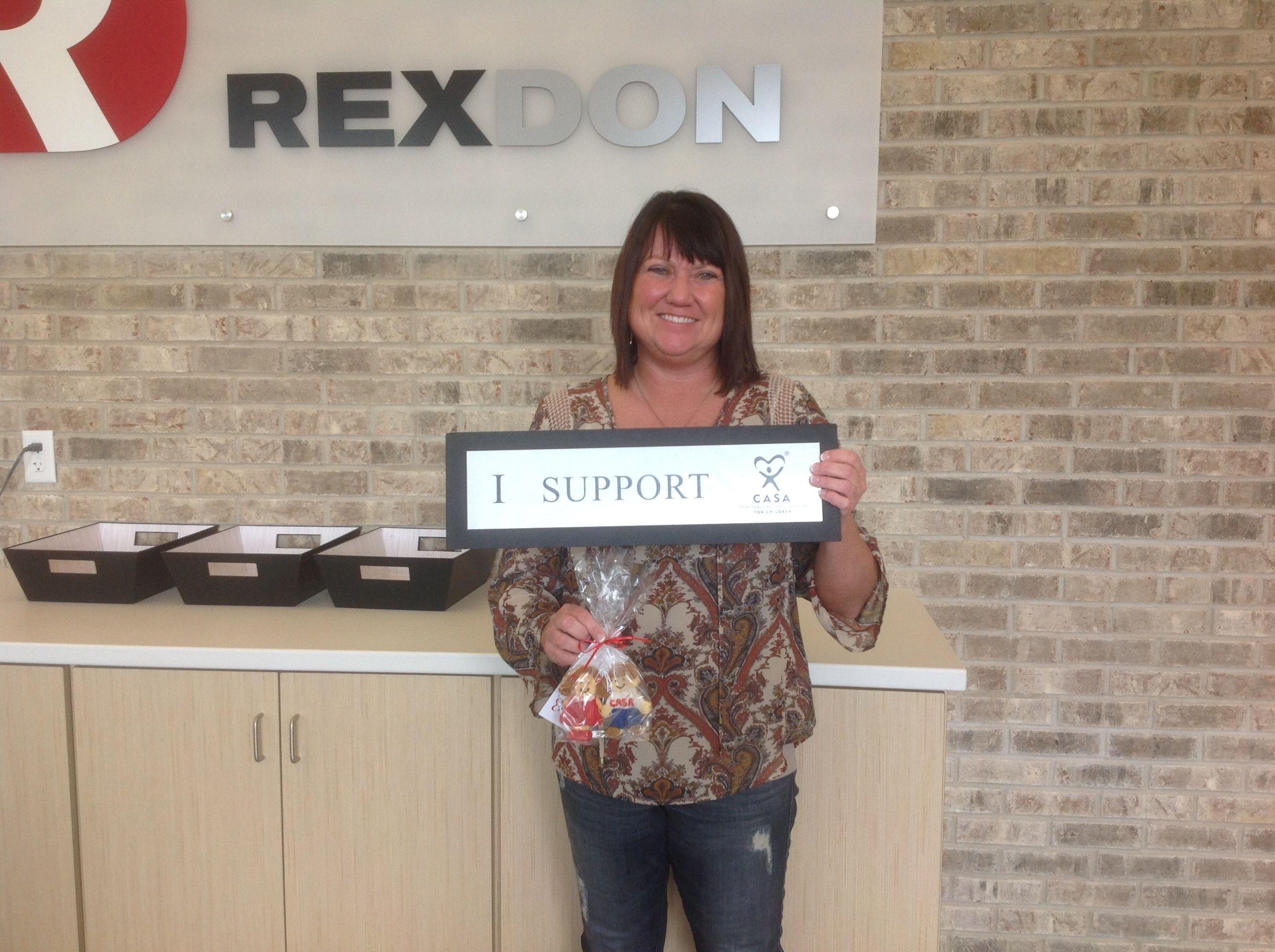 Christy Kraft for RexDon