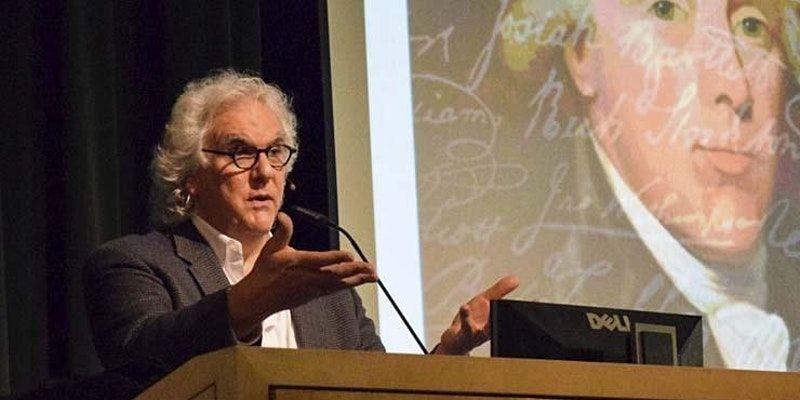 JCRC Fed Talk: Author Stephen Fried