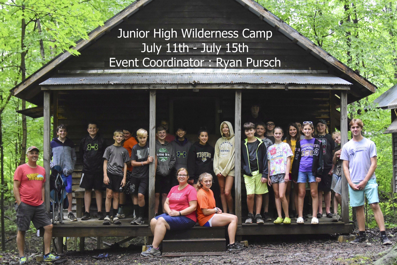 Jr. High Wilderness