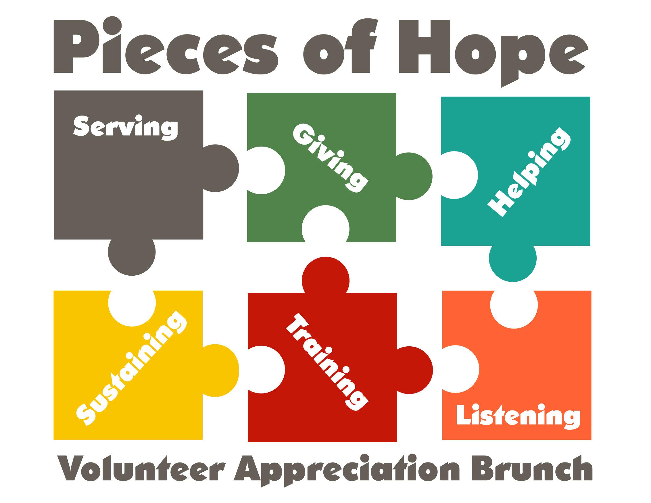 Volunteer Appreciation Brunch