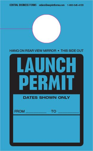 Launch Permit