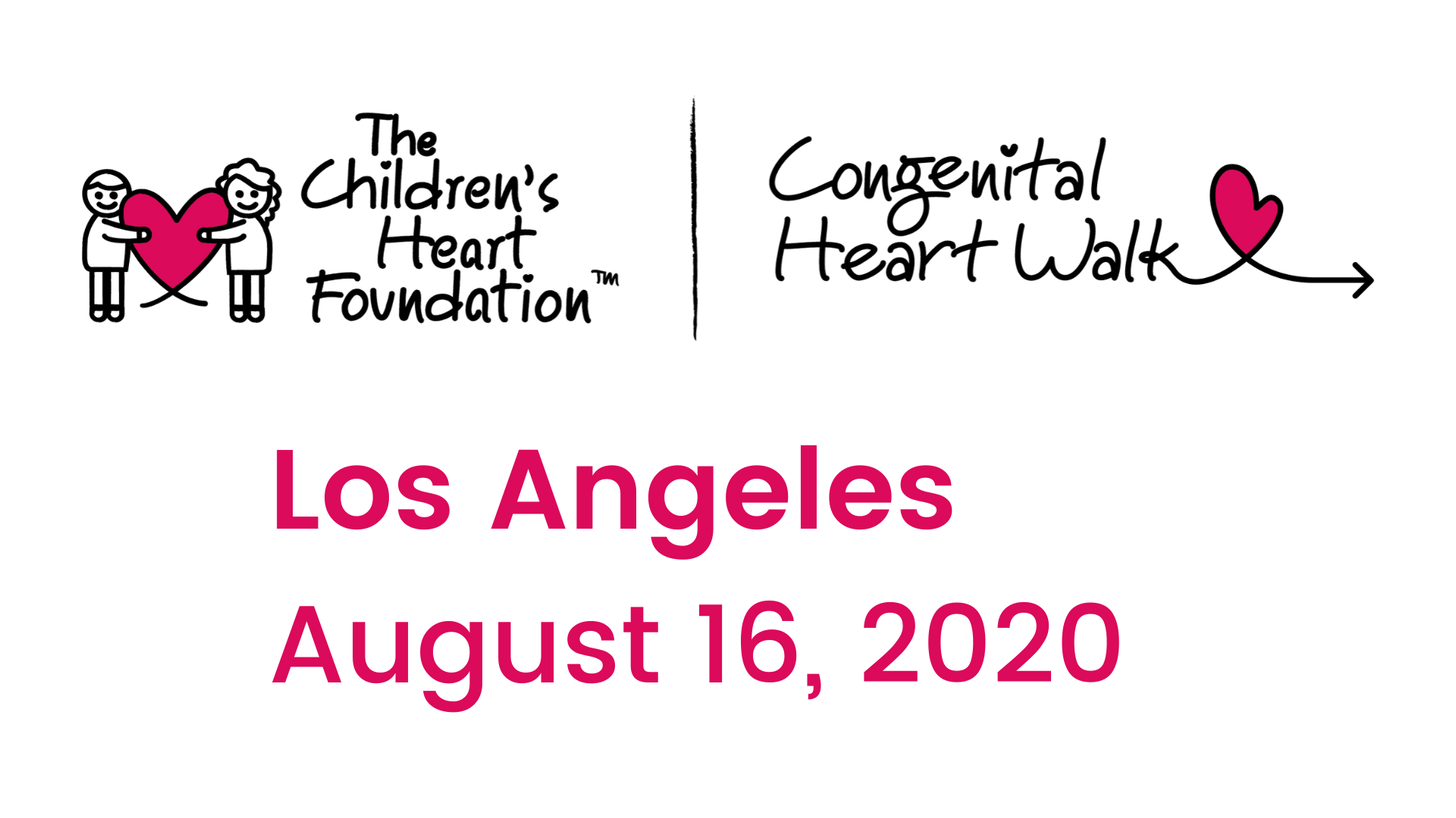 Los Angeles Congenital Heart Walk