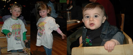 Annual Stink Week Benefit Night at Flatbread: Tuesday, March 1st from 5-9pm