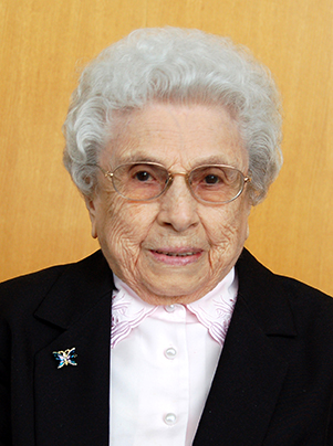 In Loving Memory of Sister Delora Schweitzer