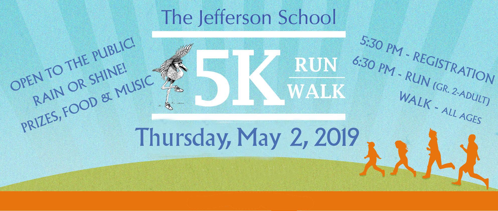 TJS 5K Run/Walk