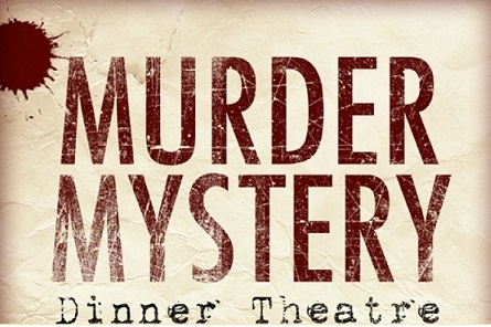"""""""Demise of the Downhome Dealers"""" Murder Mystery Theatre Dinner"""