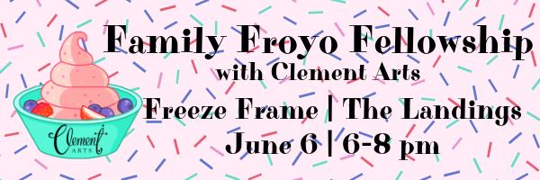 Family Froyo Fellowship