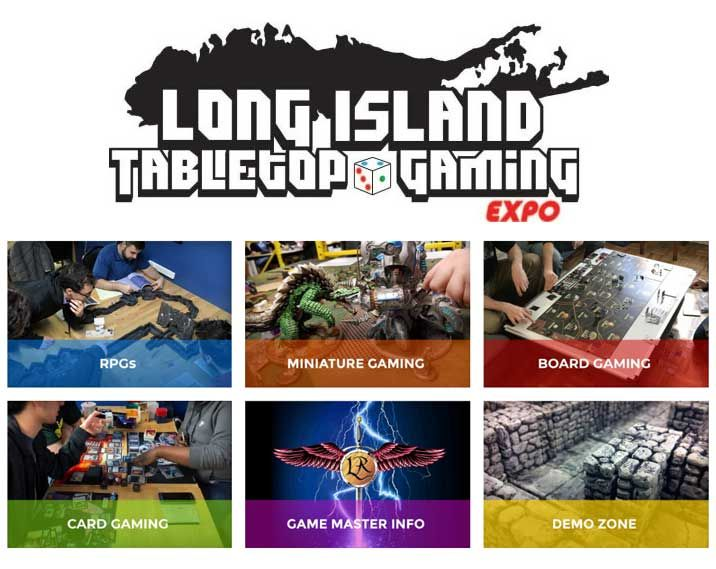 Long Island Tabletop Gaming Expo