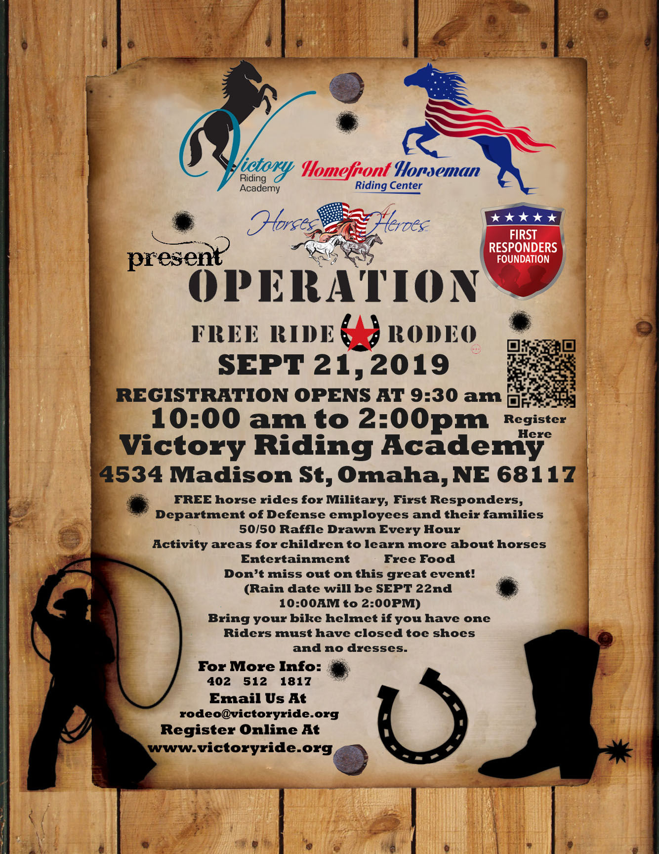 Operation Free Ride Rodeo