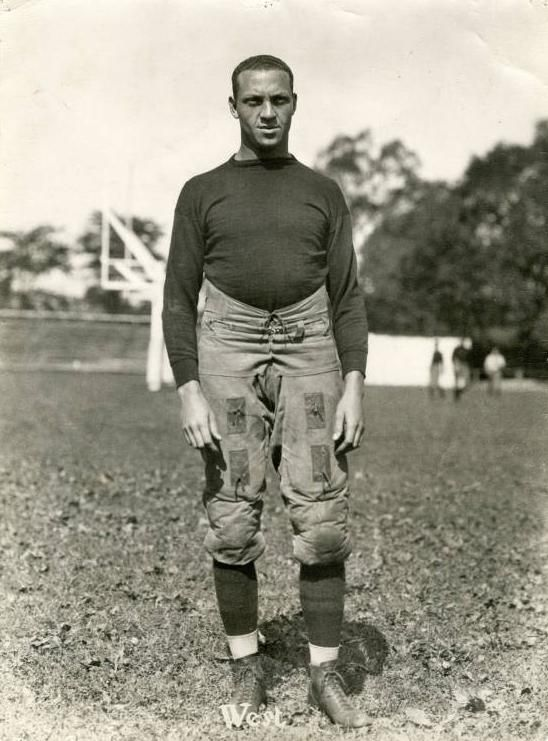 DR. CHARLES WEST, CLASS OF 1928, POSTHUMOUSLY INDUCTED INTO ROSE BOWL HALL OF FAME