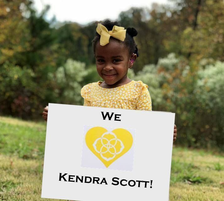 Kendra Scott Give Back Shopping Event 2021
