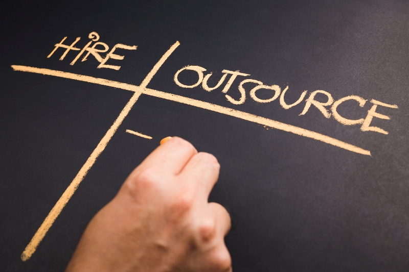 Nonprofit Blogging: When to In-House It and When to Outsource