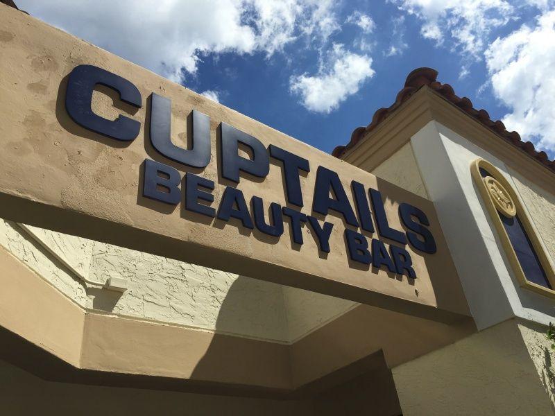 Acrylic Building Signs - Sign Partners Boca Raton