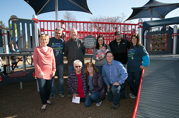 Foundation Celebrates Elmhurst's Playground for Everyone