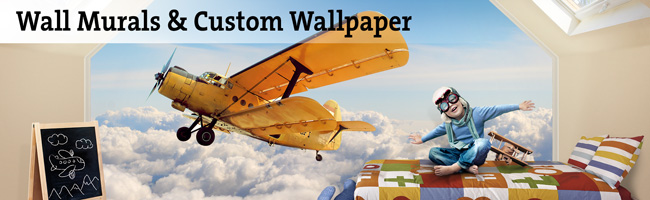 Wall Murals and Custom Wallpaper at Accuprint