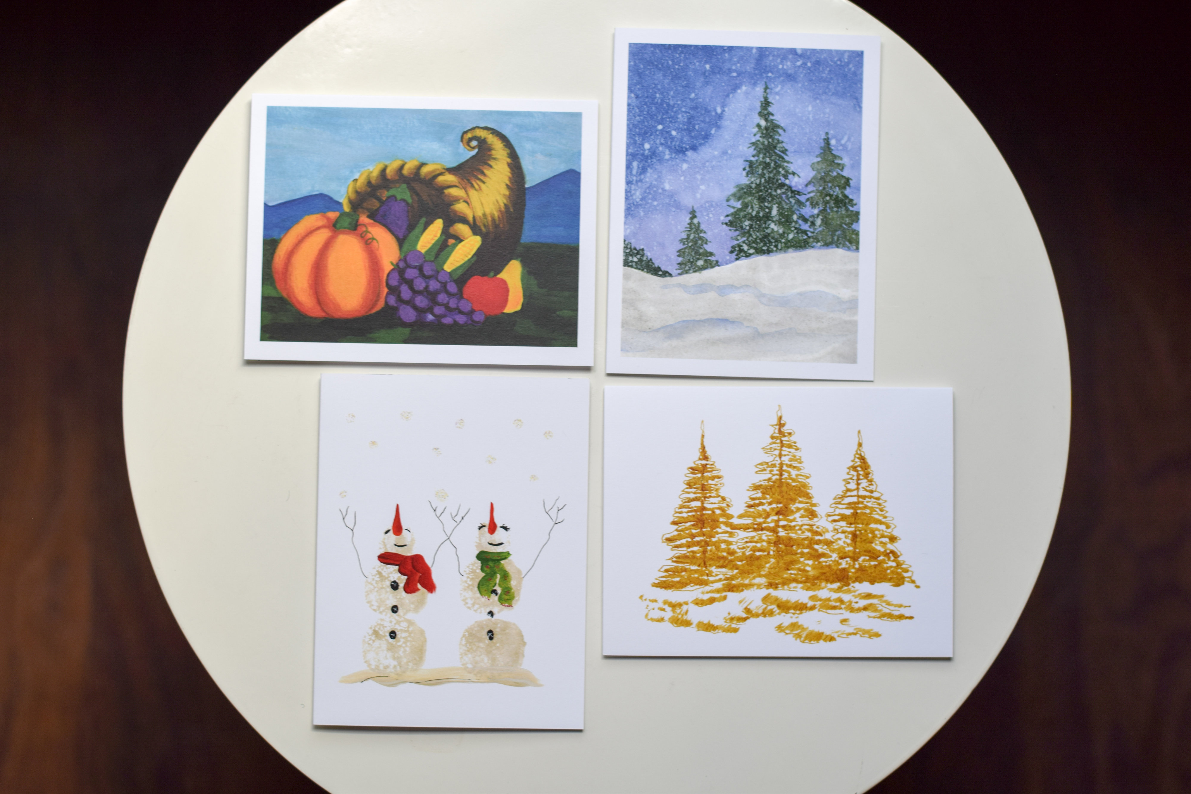 Painting Possibilities this Holiday Season