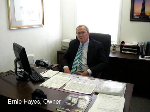 Ernie Hayes, Owner