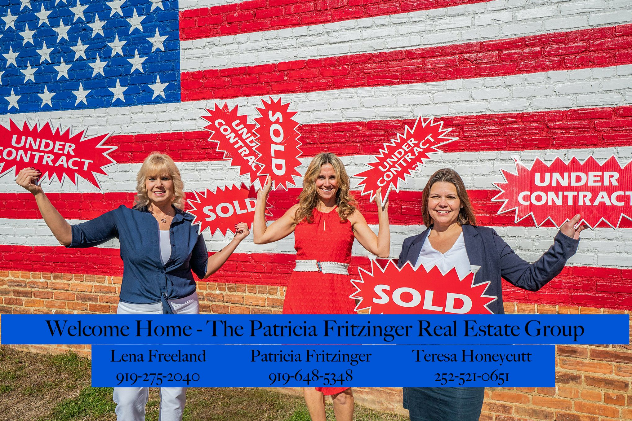 Welcome Home: The Patricia Fritzinger Real Estate Group