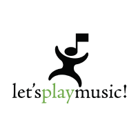 Let's Play Music Logo