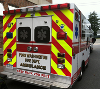 Fire, Police, and EMS Graphics/ Reflective Graphics
