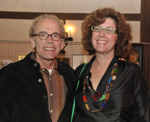 Bryan Gutman & EEA Board Member Tina Folks