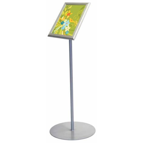 Freestanding Units - Tilted Lollipop Stand (Indoor)