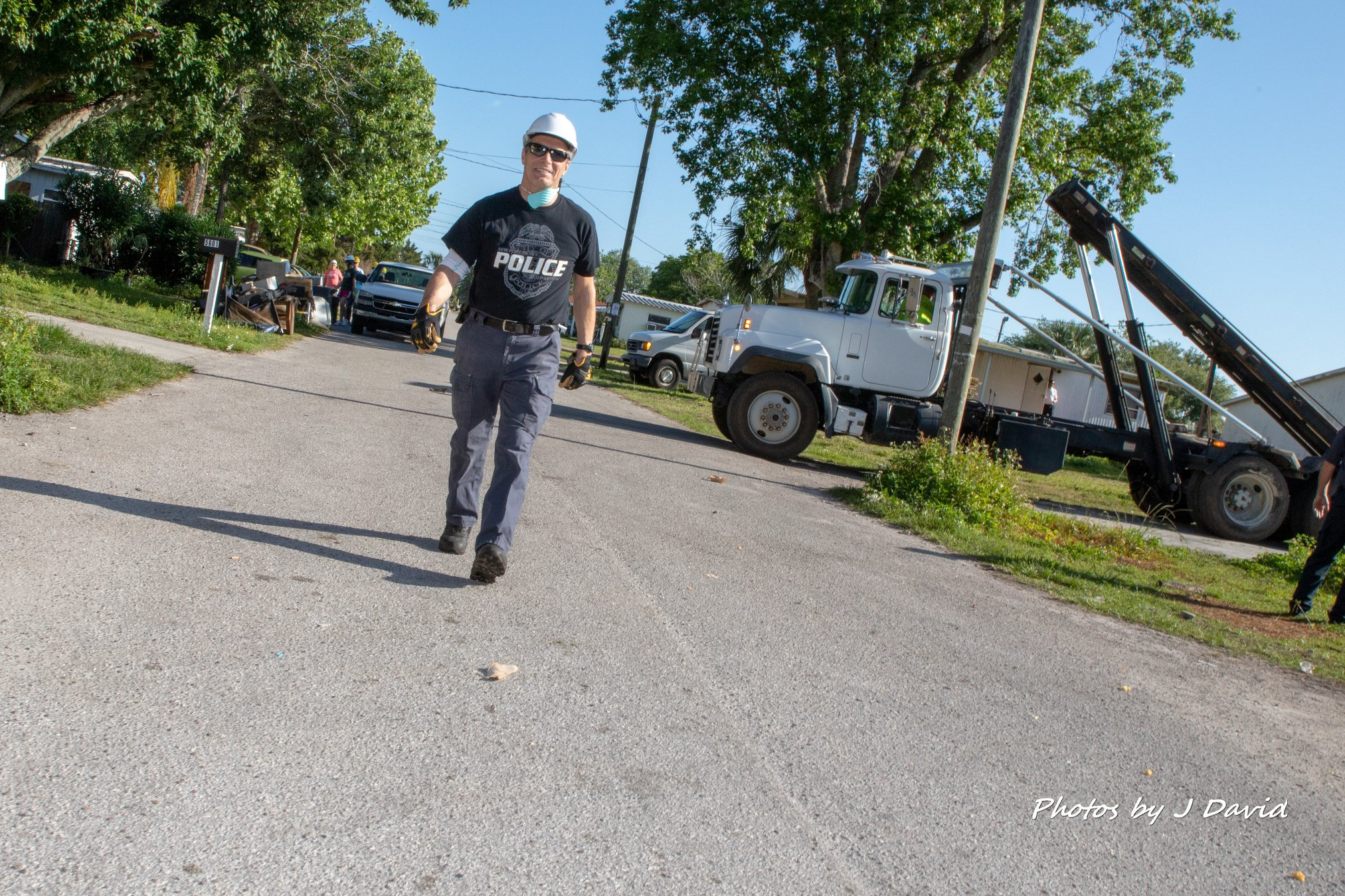 Town & Country Villas Neighborhood Clean-up Day