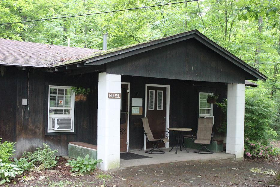 Health Hut Exterior