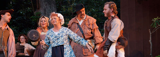 In the Evening West: Boone's Revolutionary Drama