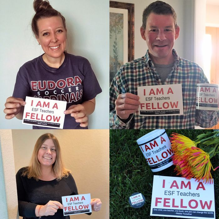 Announcing our 2020 Teacher Fellow Grant Recipients