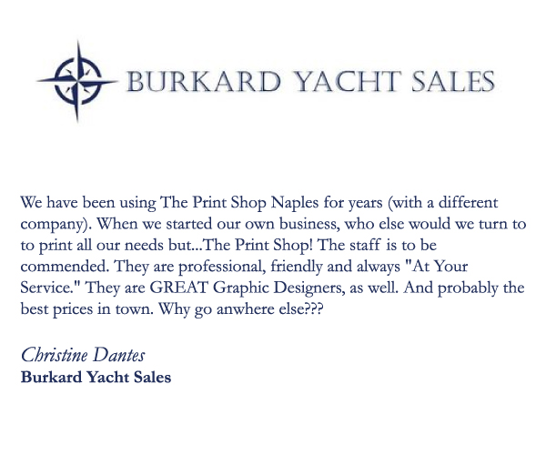 Burkard Yacht Sales