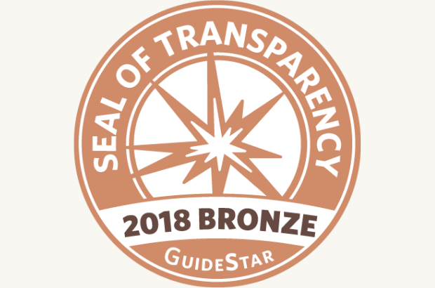 Bronze Seal of Transparency