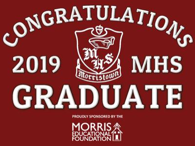 Morristown High School Sign