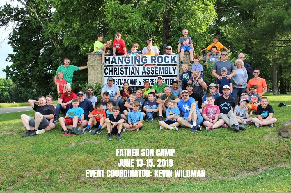 Father Son Camp