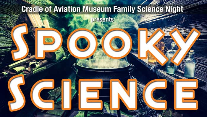 Family Science Night: Spooky Science